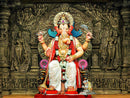 Beautiful Wall Painting for Home:  Lord Ganesha