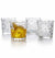 Bormioli Rocco Lounge Glassware Collection, Pack of 6-390 ml