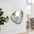 Blob Oval Beveled Mirror Frameless
