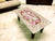 Designer Center/Coffee Table with Glass Top - FGCT-38