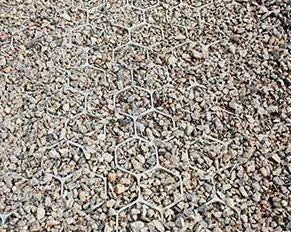 NDS EZ Roll Gravel Pavers - 4' x 150'