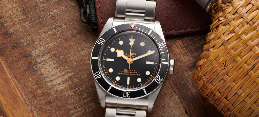 The Tudor Black Bay: One of Tudor's Most Iconic Models