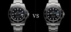 The Rolex Submariner Date: 126610LN VS. 116610LN