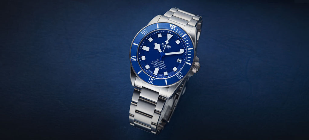The Tudor Pelagos: A True Tool Watch for Divers