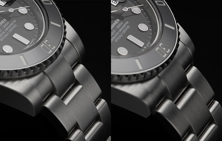 Rolex Submariner Date 116610LN and 126610LN Lugs