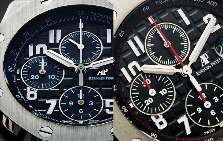 Audemars Piguet Royal Oak Offshore Chronograph Dials