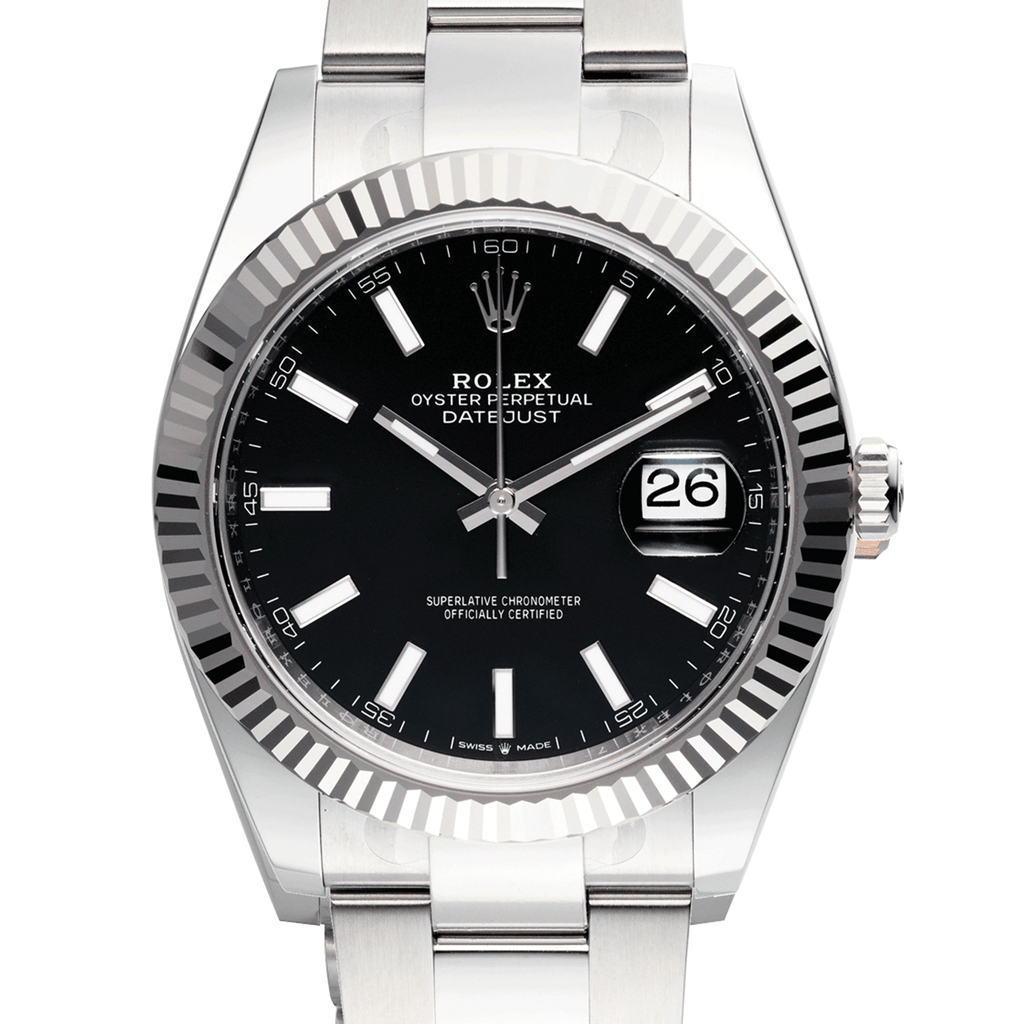 Rolex Perpetual Datejust II Oyster 126334