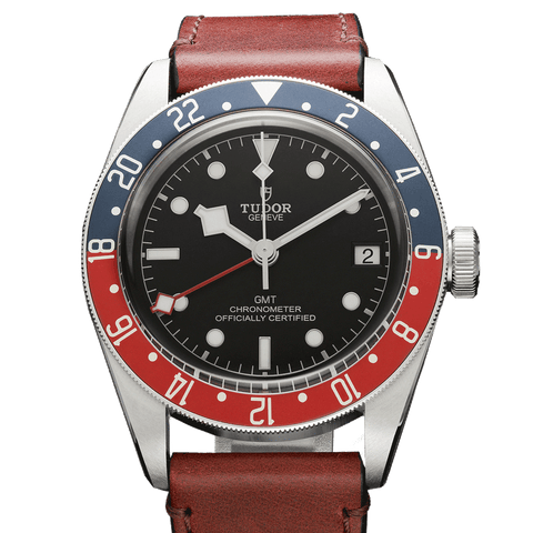 "Tudor Black Bay GMT 79830RB-0003 ""Pepsi"""