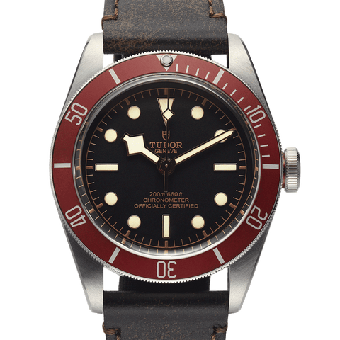 Tudor Black Bay 79230R-0011
