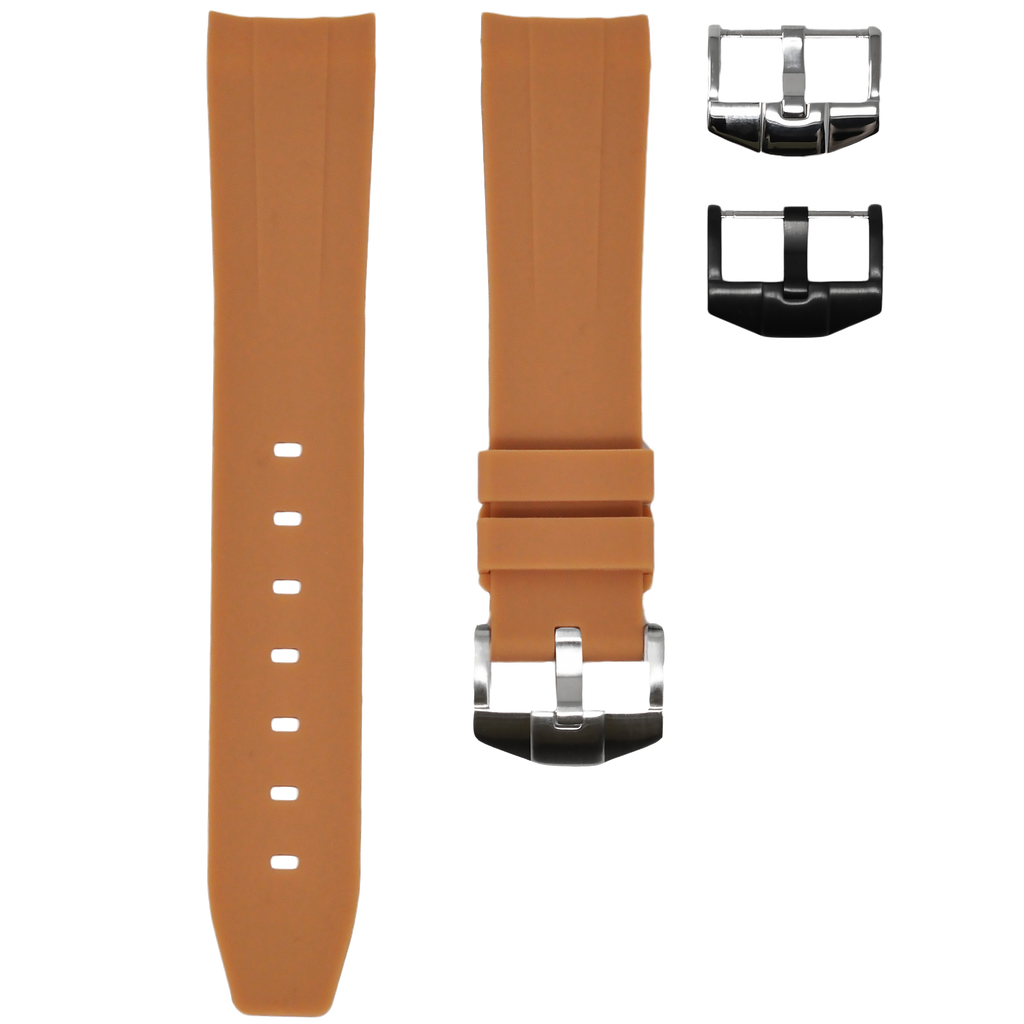Tan Solid-21 MM
