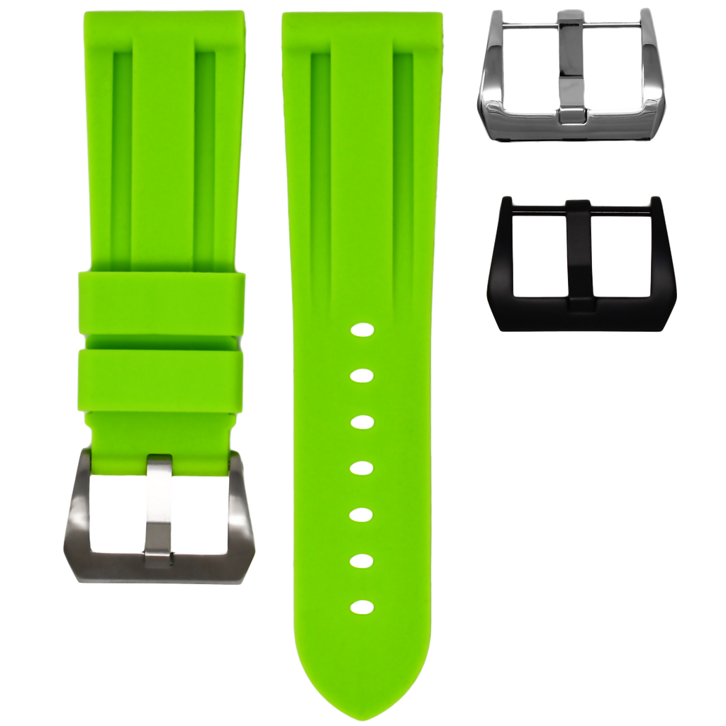 Neon Green Solid-44 MM