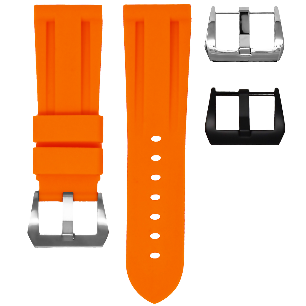 Orange Solid-44 MM