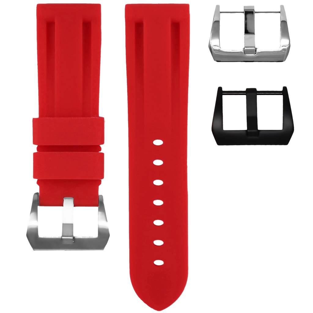 Red Solid-44 MM
