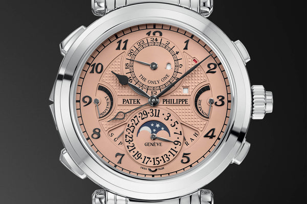 Patek Philippe Takes Worlds Most Expensive Watch Record With The Grandmaster Chime 6300A-001