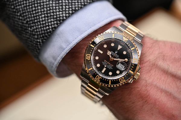 Rolex Sea-Dweller 126603 Review