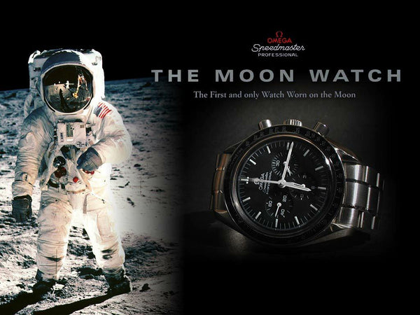 Omega Speedmaster Professional Moonwatch – Apollo 11