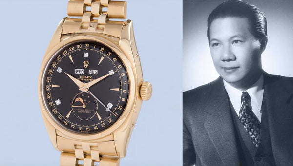 Rolex World Auction Records