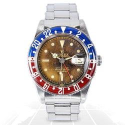 Rolex Gmt-Master Bakelite Tropical Dial 6542 Luxury Watches