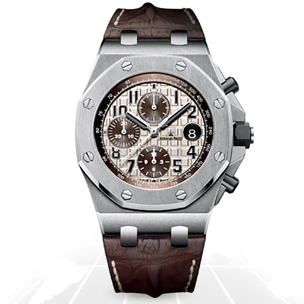 Audemars Piguet	Royal Oak Offshore	26470St.oo.a801Cr.01 Luxury Watches