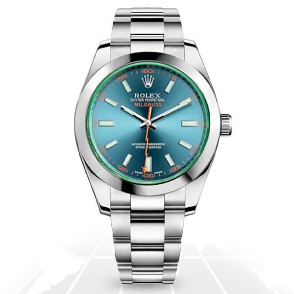 Rolex	Milgauss	116400Gv Luxury Watches