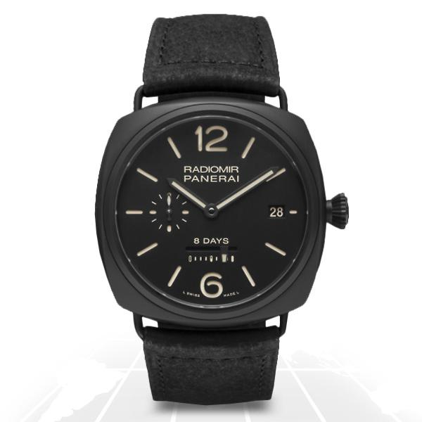 Panerai	Radiomir 8 Days	Pam00384 A.t.o Watches