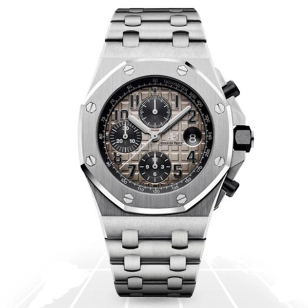 Audemars Piguet	Royal Oak Offshore	26470Pt.oo.1000Pt.01 Latest Watches