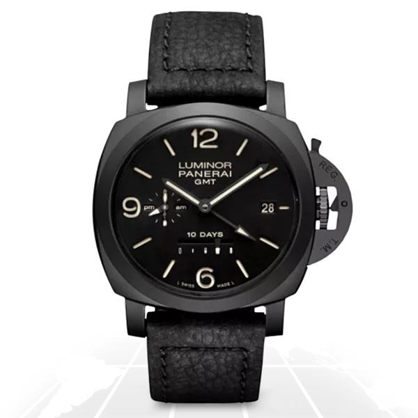 Panerai	Luminor 1950 10 Days Gmt Ceramica	Pam00335 A.t.o Watches
