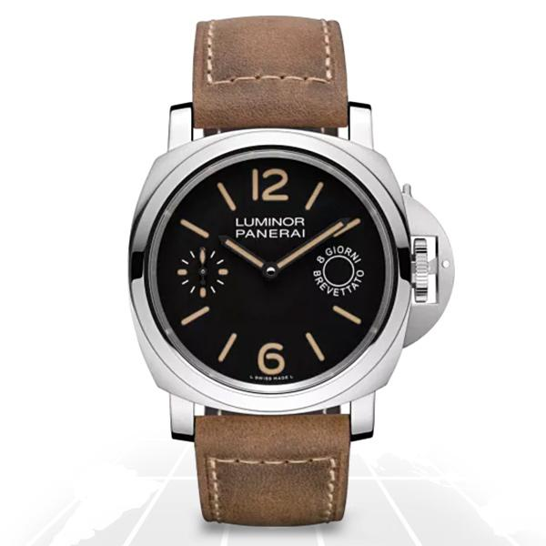 Panerai	Luminor 8 Giorni Brevettato	Pam00590 A.t.o Watches