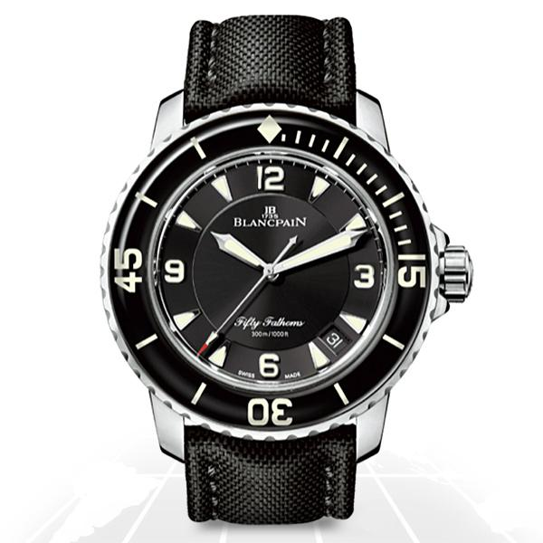 Blancpain	Fifty Fathoms	5015-1130-52A A.t.o Watches