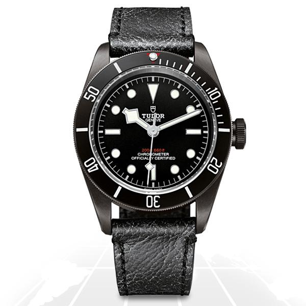 Tudor	Heritage Black Bay	M79230Dk-0004 A.t.o Watches