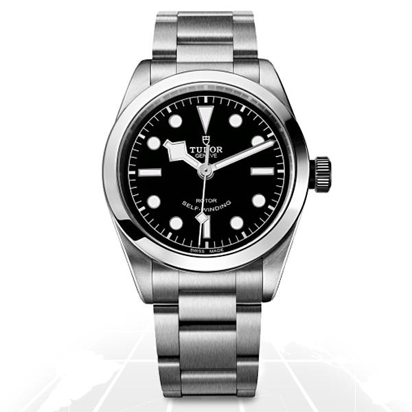 Tudor	Heritage Black Bay 36	M79500-0001 A.t.o Watches