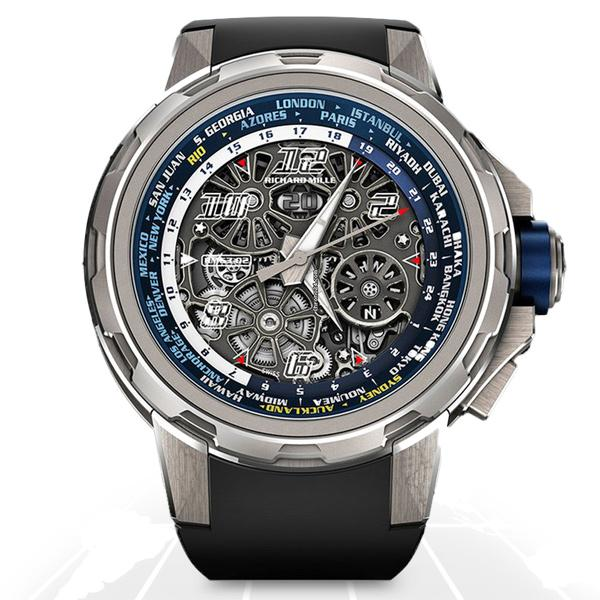 Richard Mille	Rm63-02 World Timer	Rm63-02 Ti A.t.o Watches