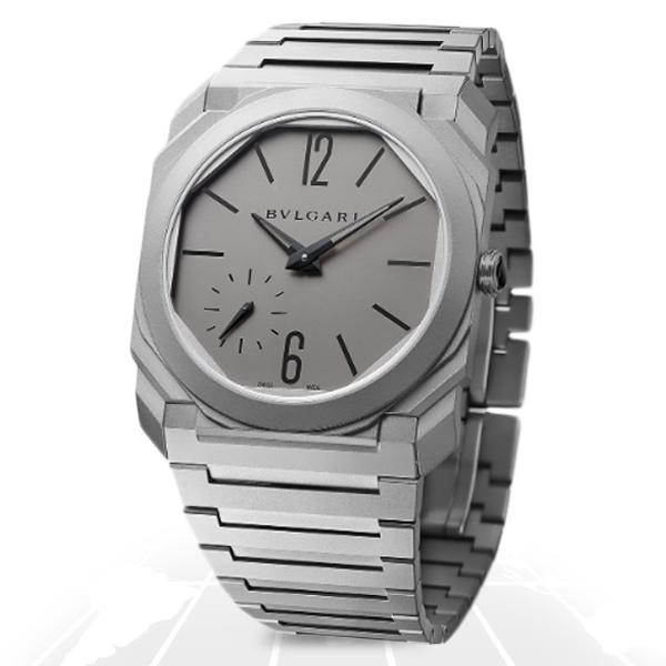 Bvlgari	Octo Finissimo	102713 A.t.o Watches