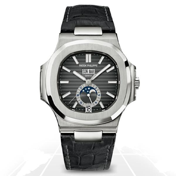Patek Philippe	Nautilus	5726A-001 A.t.o Watches