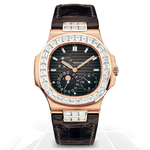 Patek Philippe	Nautilus	5724R-001 A.t.o Watches