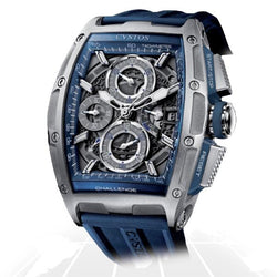 Cvstos	Challenge Chrono Ii Blue Latest Watches
