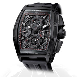 Cvstos	Cvstos Challenge Chrono Ii Black Latest Watches