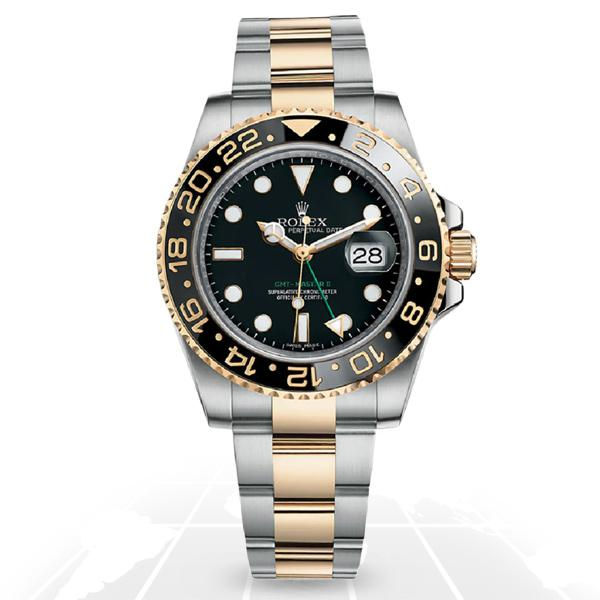 Rolex Gmt-Master Ii 116713Ln Recently Sold