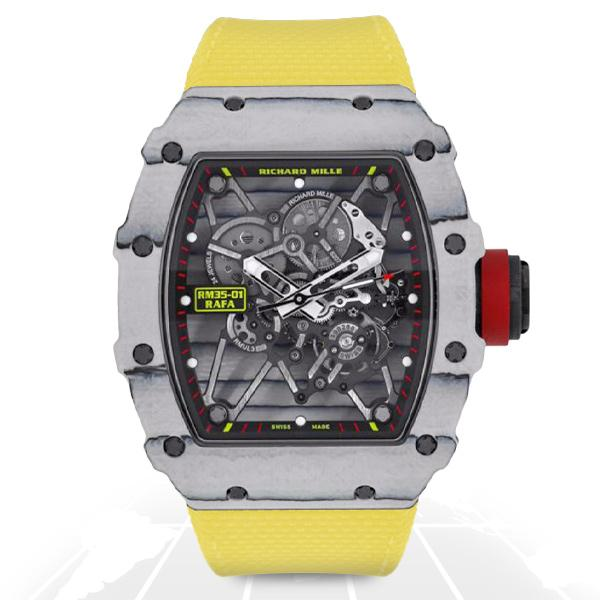 Richard Mille	Rm35-01 Rafael Nadal White	Rm35-01 An Ca Latest Watches