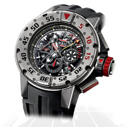 Richard Mille	Rm032 Flyback Chronograph Divers Watch	R032 Aj Ti Latest Watches