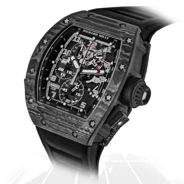 Richard Mille	Rm004-V3 Split Seconds Chronograph	Rm004-V3 Ca Latest Watches