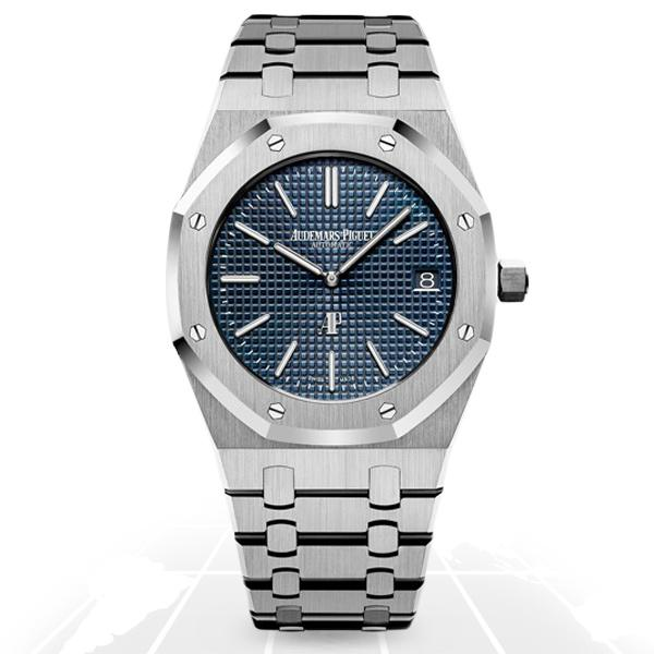 "Audemars Piguet Royal Oak Jumbo ""Extra Thin"" 15202ST.OO.1240ST.01"