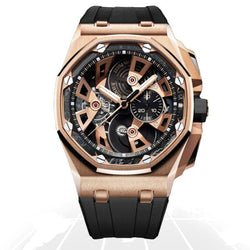 Audemars Piguet	Royal Oak Offshore Tourbillon Chronograph	26421Or.oo.a002Ca.01 Latest Watches