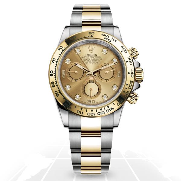 Rolex	Cosmograph Daytona	116503 Latest Watches