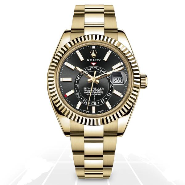 Rolex Sky-Dweller 326938 Latest Watches