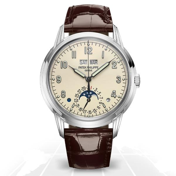 Patek Philippe	Vintage Perpetual Calendar	5320G-001 Latest Watches