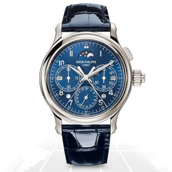 Patek Philippe	Monopusher Chronograph Perpetual Calendar	5372P-001 Latest Watches