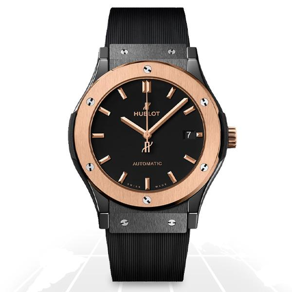 Hublot Classic Fusion Ceramic King Gold 511.co.1181.rx Latest Watches