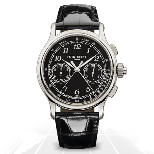 Patek Philippe Grand Complications Split Seconds Chronograph 5370P-001 Recently Sold