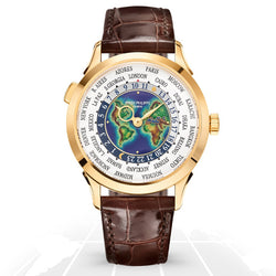 Patek Philippe	World Time	5231J-001